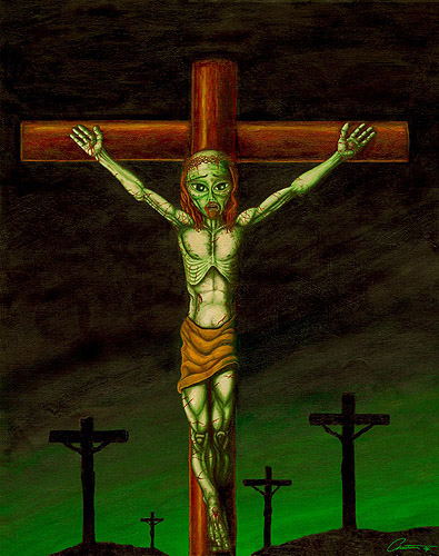 Christoph Poth: Projekt Luzifer, der Alien-Jesus und der #NWO-Plan der Jesuiten TeilI
