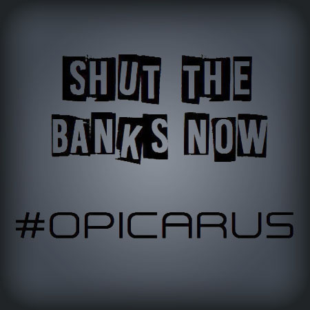 RE-POSTED: The Criminal Banking Cartel Will Soon Be HISTORY – Karen Hudes #OpIcarus