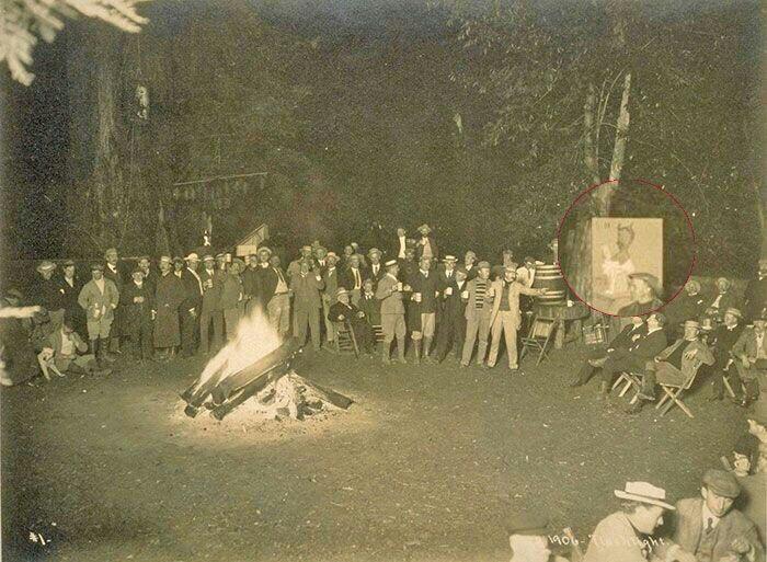 Bohemian Grove oldphotographs