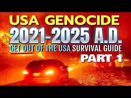 USA Genocide 2021-2025 |Email update from Tom on Project Zyphr, Pogo, 5G &USMCA