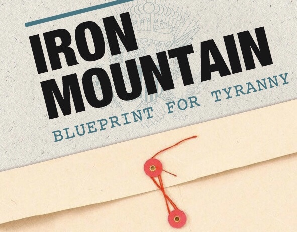 A blueprint for Tyranny – Report from IronMountain